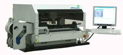 Настольный автомат установки компонентов LE40V
