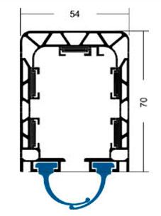 Герметизирующая лента для шинопровода