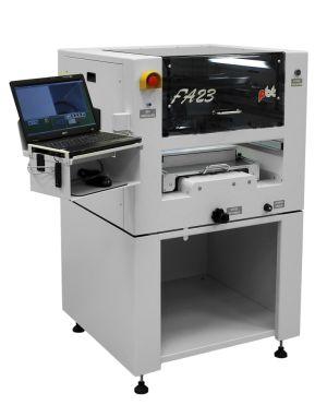 Полуавтоматический трафаретный принтер FA23