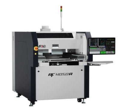 Новая серия автоматического оборудования для селективной пайки печатных плат AF 4050 от Apollo Seiko