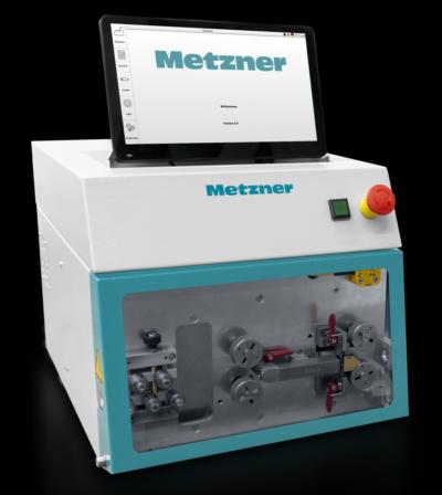Новая настольная установка зачистки проводов и кабелей AM 1000 от Metzner