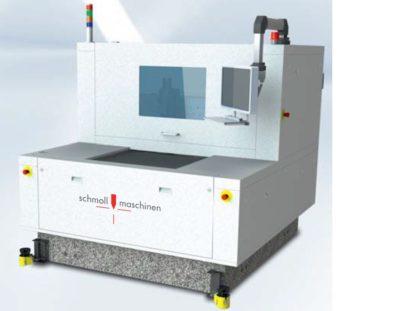 Новый уникальный станок для рентгеновского анализа положения внутренних слоев МПП и оптимизированного сверления от Schmoll Maschinen