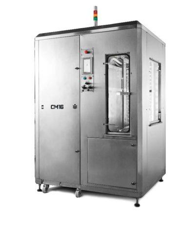 отечественная система струйной отмывки СМ16