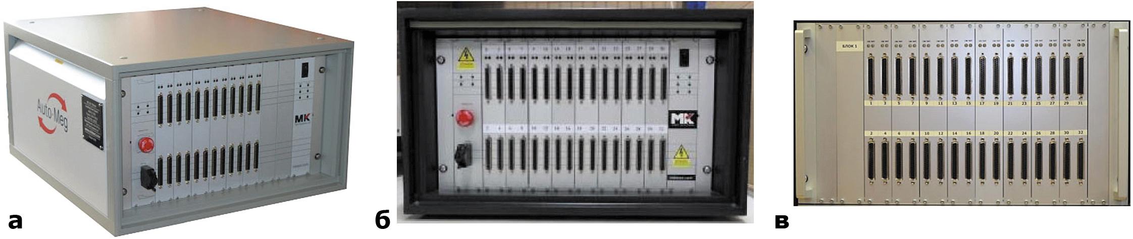 Тестеры MK-Test, а также «МТК-КС 2014» и «МТК-КС 2020» фирмы «ОКБ «Аэрокосмические системы»