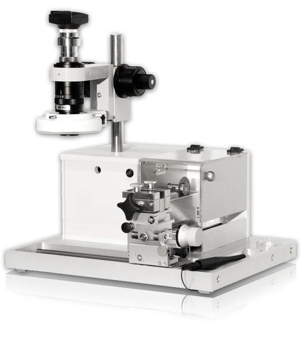 Система исследования микрошлифов Schleuniger Saw Inspect System 6