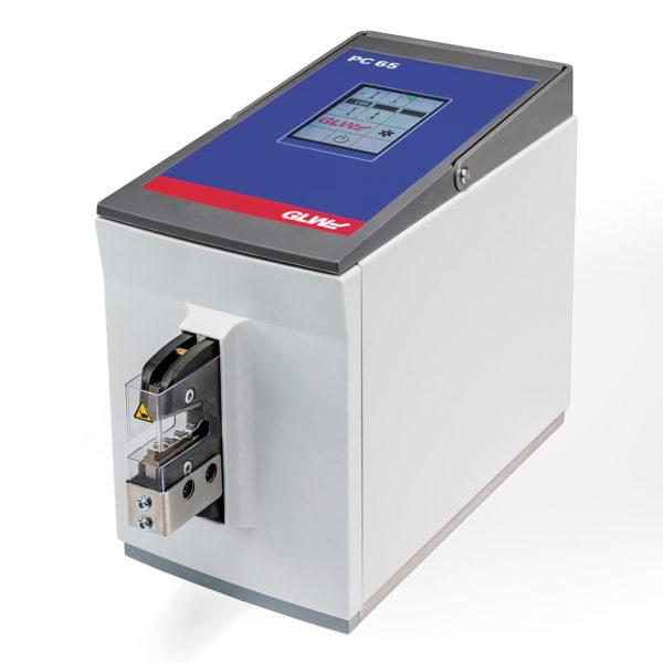Машина для установки наконечников с пневматическим приводом обжимного механизма PC 65