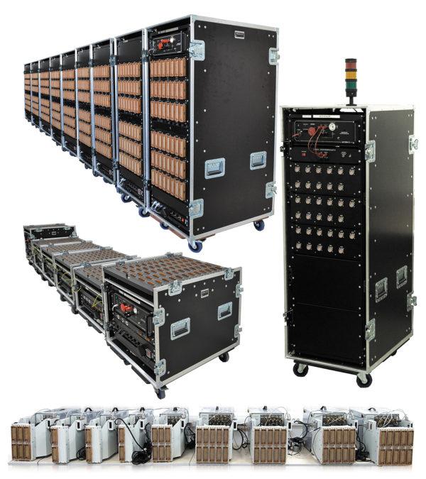 Модификации тестера «ТЕСТ-9110» фирмы «VXI-Системы»