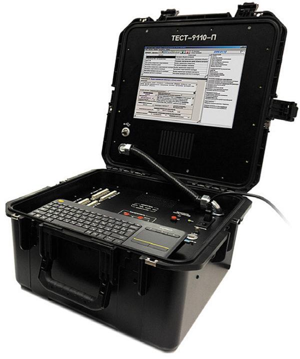 Переносной тестер «ТЕСТ-9110-П» фирмы «VXI-Системы»