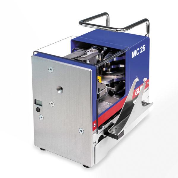 Электрическая машина для зачистки изоляции и обжатия втулочных наконечников МС 25