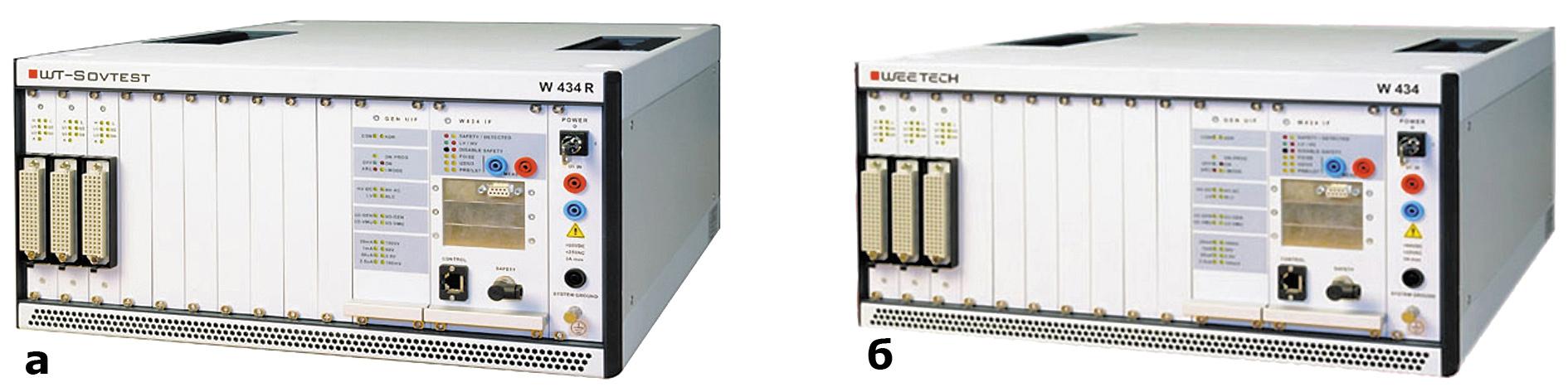 Тестер «СОВТЕСТ W434R» и «Weetech W434» фирмы «Совтест»