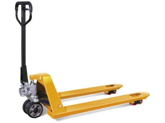 Стандартная гидравлическая тележка грузоподъемностью 2500 кг